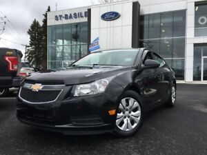 2013 Chevrolet Cruze LS / Seulement 61000km 41$ weekly / 60 mont