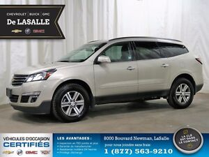 2017 Chevrolet Traverse LT TI  // 8 PASS. // FOG  // CAMERA... V
