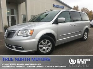 2011 Chrysler Town & Country Dual DVD Sunroof Nav Back Up Cam