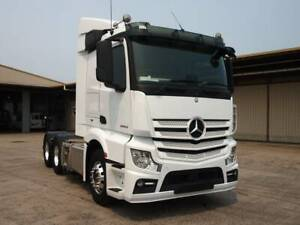 2017 Mercedes Benz Actros 2653 Prime Mover South Murwillumbah Tweed Heads Area Preview