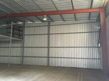 Galvanised sheet metal dividing wall 16m x 5m (approximately) Glenvale Toowoomba City Preview