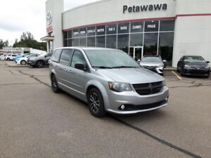 2014 Dodge Grand Caravan SXT with Family Package