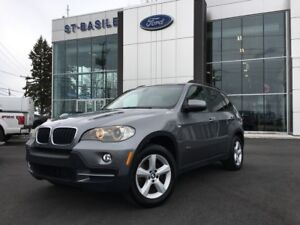 2008 BMW X5 3.0si / Toit Pano / Cuir 7 seaters / AWD