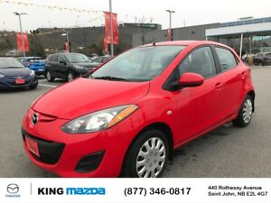 2011 Mazda Mazda2 GX w/CONVENIENCE NEW TIRES & BRAKES..AUTO..AIR
