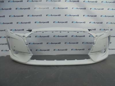 CITROEN DS3 FRONT BUMPER 2016 ONWARDS WITH PDC HOLES GENUINE CITREON PARTO1