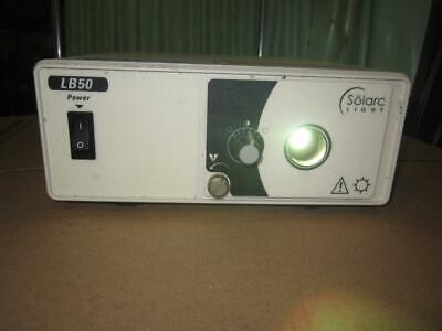 Welch Allyn Solarc Lb50 Light Source