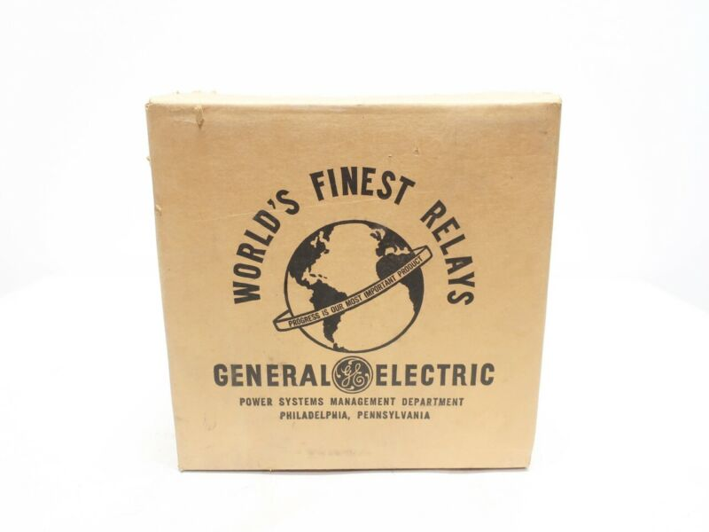 General Electric Ge 12IAC53A803A Overcurrent Time Relay