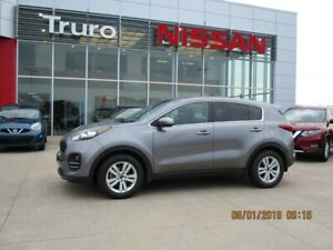 2018 Kia Sportage LX FWD 160 Point Certified