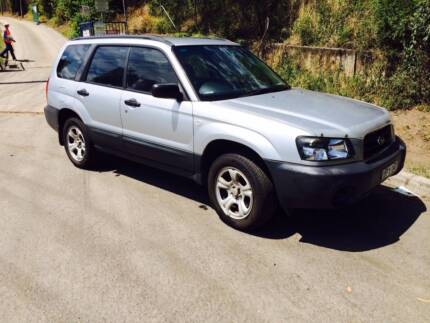 CHEAP AUTO FORESTER WITH REGO Chatswood Willoughby Area Preview