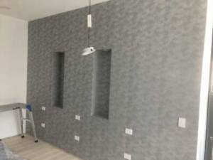 WALLPAPER INSTALLATION & PAINTING =>GOOD QUALITY,FAIR PRICE