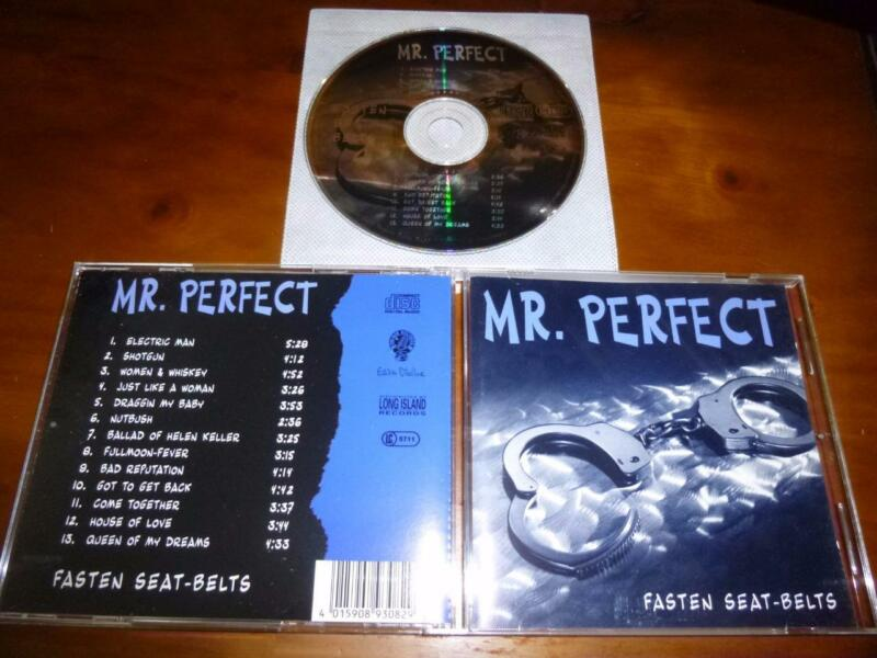 Mr. Perfect / Fasten Seat-Belts ORG Bonfire Mad Max F