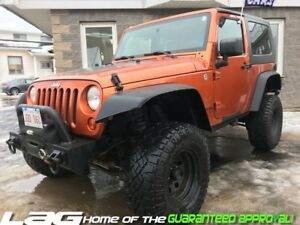 2010 Jeep Wrangler MOUNTAIN LIFTED!