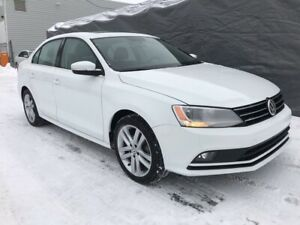 2015 Volkswagen Jetta Sedan Highline 1.8T Automatique
