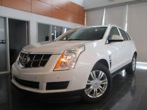 2012 Cadillac SRX LUXURY+ TOIT + CUIR + BLUETOOTH + MAGS LUXURY+
