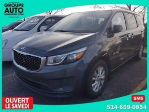 2015 Kia Sedona LX 8 PLACES BLUETOOTH CAMERA DE RECUL *