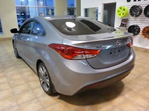 2013 Hyundai Elantra COUPE LIMITED**CUIR/TOIT/MAGS**
