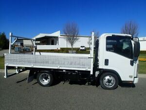 Isuzu NLR 2 Tonne Traytop on Car Licence. Welshpool Canning Area Preview