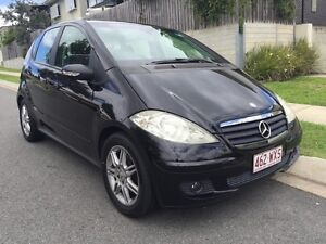 2005 Mercedes- Benz a170 hatchback 5spd manual Calamvale Brisbane South West Preview