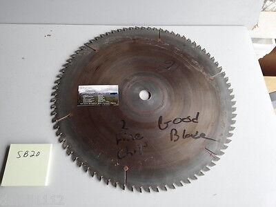 Sawmill Saw Blade 15-78 W 1 Arbor For Industrial Sb20