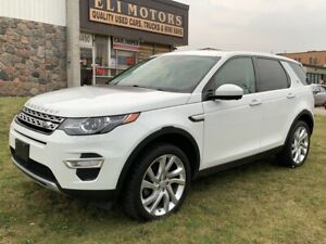 2015 Land Rover Discovery Sport HSE LUXURY AWD NAVI PANO ROOF RE