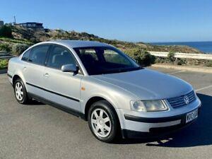 1998 Volkswagen Passat Silver 4 Speed Automatic Sedan Morphett Vale Morphett Vale Area Preview
