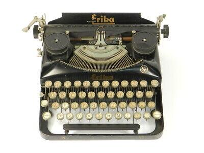 MAQUINA DE ESCRIBIR ERIKA 5 AÑO 1935 TYPEWRITER SCRHEIBMASCHINE