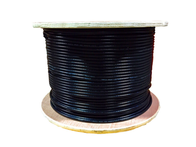 TXM LOW195 Low Loss Coaxial Cable 1000