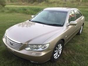 2006 Hyundai Grandeur Sedan+RWC+ 6 months REGO+Finance Salisbury Brisbane South West Preview