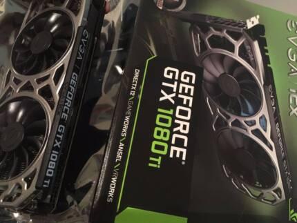 EVGA GeForce GTX1080Ti 11GB GDDR5X SC2