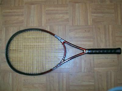 Prince ThunderStrike Titanium Longbody 125 head 4 5/8 grip Tennis Racquet
