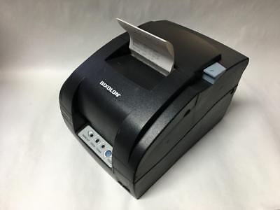 Samsung Bixolon Srp-275ag Pos Dot Matrix Receipt Printer Serial