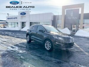 2017 Lincoln MKC Select / AWD / CUIR