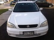 2000 Holden Astra Narre Warren Casey Area Preview