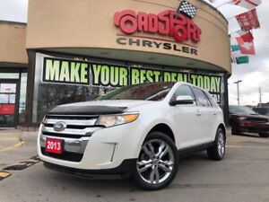 Ford Edge Limited Pano Roof Navi Rear Cam Hitch Awd