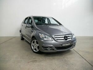 2011 Mercedes-Benz B200 245 MY11 Mountain Grey Continuous Variable Hatchback