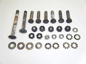 92-98-ARCTIC-CAT-EXT-580-ZR-ZRT-600-800-DRIVE-GEAR-CHAIN-DROP-CASE-BOLT-HARDWARE
