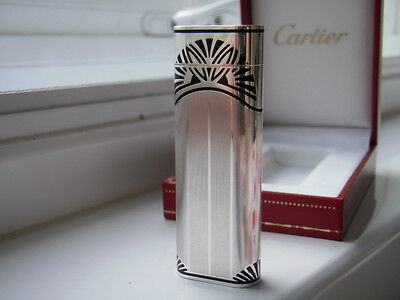 Cartier Lighter, SOLID SILVER, Ltd Edition of only 300, that is RARE