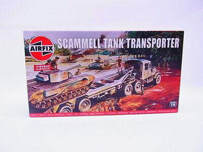 66264 | Airfix A02301V Scammell Tank Transporter Bausatz 1:76 NEU in OVP