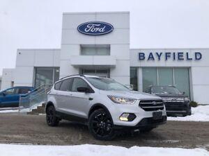 2018 Ford Escape SE 4WD CRUISE CONTROL FOG LAMPS REVERSE CAMERA