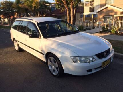 2002 HOLDEN COMMODORE VY WAGON IN VERY GOOD CONDITION Greenacre Bankstown Area Preview