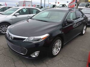 2013 Toyota Avalon LIMITED AC NAVIGATION, CUIR, TOIT OUVRANT