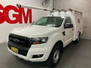Ford Ranger PX Mk II Single cab 4x4  - Fitted with XL service body (ex-Telstra body) AUTOMATIC Seven Hills Blacktown Area Preview
