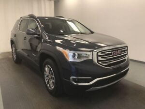 2018 GMC Acadia SLE-2 AWD, 6 PASSENGER, HEATED CLOTH SEATS