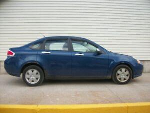 2009 Ford Focus 4cyl AUTOMATIC SEDAN