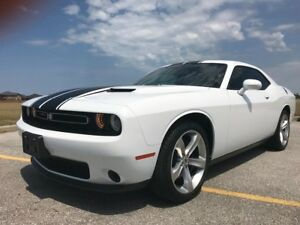 2017 Dodge Challenger Sunroof
