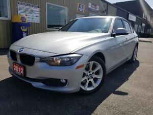 2012 BMW 3 Series 320i-PREMIUM PKG-OFF LEASE FROM BMW-SUNROOF-LE