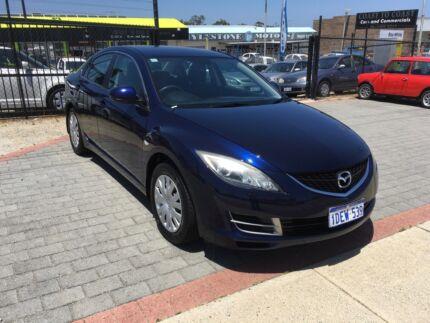 2009 Mazda Mazda6 Sedan AUTO FREE 1 Year Warranty Wangara Wanneroo Area Preview