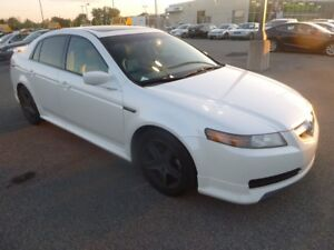 2006 Acura TL BELLE CONDITION CUIR TOIT MAGS AUT AC TOUTE EQUIPE