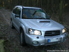 Subaru Forester II (SG) 2.5 Turbo Test