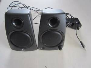 Free Used Logitech Speakers North Strathfield Canada Bay Area Preview